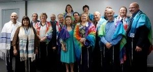 JSLI's Fifth Class Ordained Rabbis