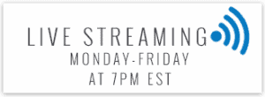 Live Streaming Banner
