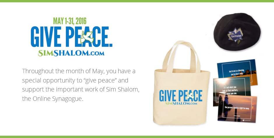 give-peace-slide