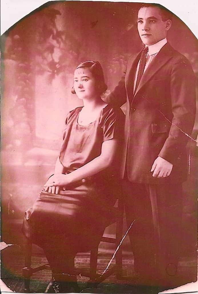 Jake and Fanny Sandler