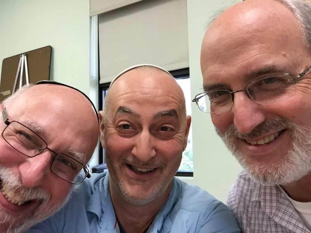 JSLI's CLASS 8 Bet Din Rabbi Steven Blane